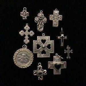 Sterling crosses